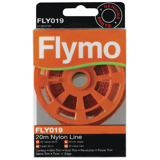 Nylon Trimmer Line 1.5mm FLY019 image number null