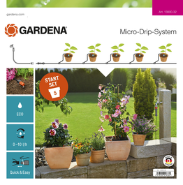 Starter Set Flower Pots S