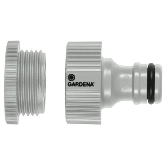 GARDENA Threaded Tap Connector image number null