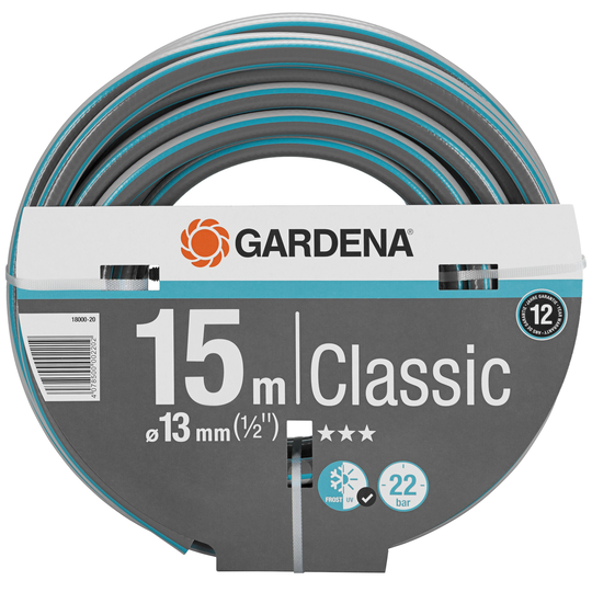 """Classic Hose 13 mm (1/2""""), 15 m image number null"""