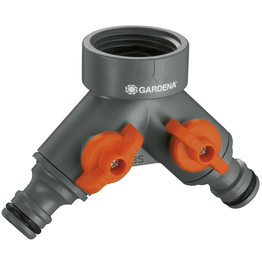 """Twin-Tap Connector  26,5 mm (G 3/4"""")"""