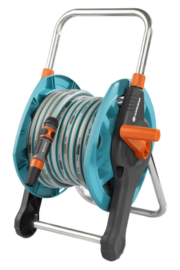 Hose Reel incl. Hose and Fittings